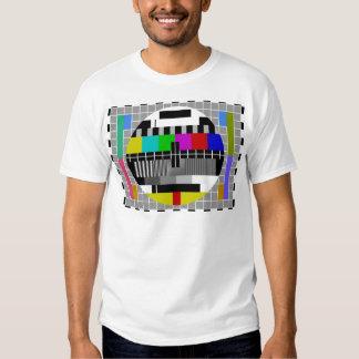 PAL TV test signal T Shirt