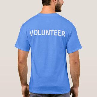 PAL Volunteer Logo Shirt - Blue