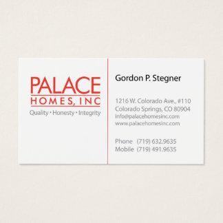 palace cards - gordon