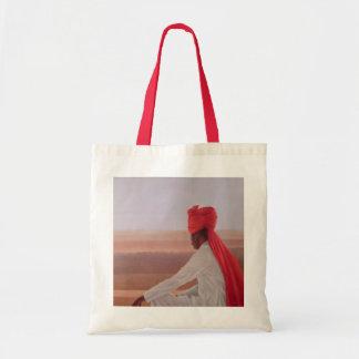 Palace Guard Jaipur Budget Tote Bag