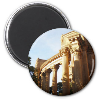 Palace of Fine Arts 6 Cm Round Magnet