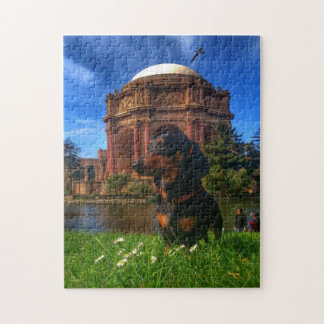 Palace of Fine Arts Jigsaw Puzzle