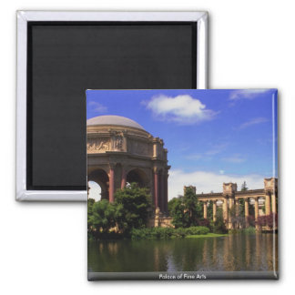 Palace of Fine Arts Magnets