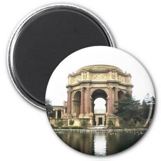 Palace of Fine Arts Fridge Magnets