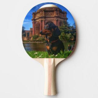 Palace of Fine Arts Ping Pong Paddle