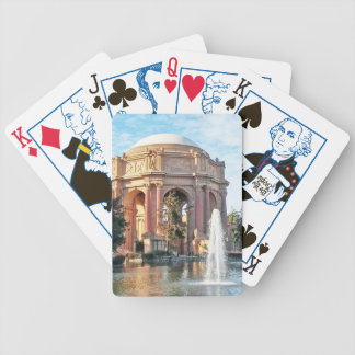 Palace of Fine Arts - San Francisco Bicycle Playing Cards
