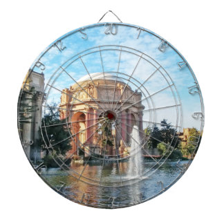Palace of Fine Arts - San Francisco Dartboard