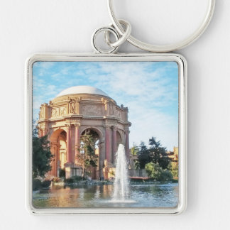 Palace of Fine Arts - San Francisco Key Ring