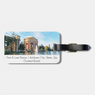 Palace of Fine Arts - San Francisco Luggage Tag