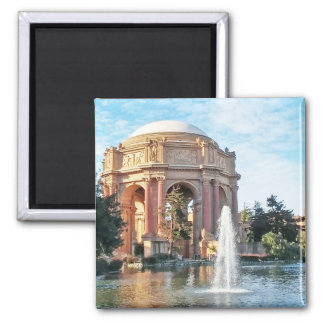 Palace of Fine Arts - San Francisco Magnet