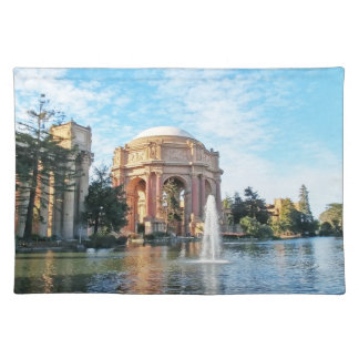 Palace of Fine Arts - San Francisco Placemat