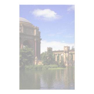 Palace of Fine Arts Custom Stationery
