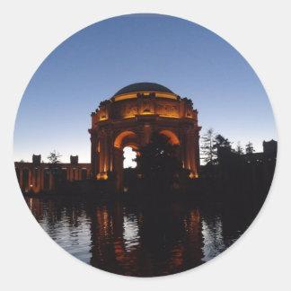 Palace of Fine Arts Sticker (San Francisco, CA)