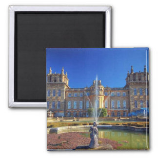Palace of France Square Magnet