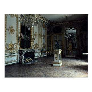 Palace of Versailles, the Clock Drawing Room, Fran Post Cards