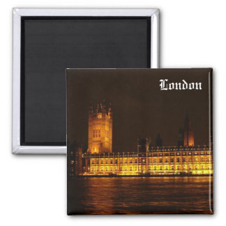 Palace of Westminster Magnet