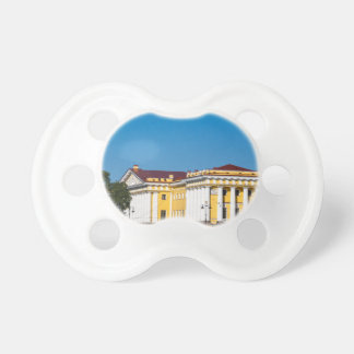 Palace Square St Petersburg Russia Baby Pacifiers