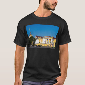 Palace Square St Petersburg Russia T-Shirt