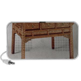 Palace table, Ming Dynasty, Hsuan Te Period Mini Speaker