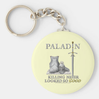 Paladin: Killing Never Looked So Good Basic Round Button Key Ring