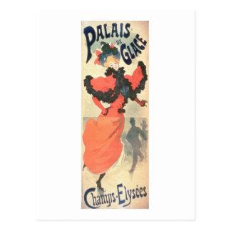 Palais de Glace, Champs Elysees, Paris, 1894 (colo Postcard