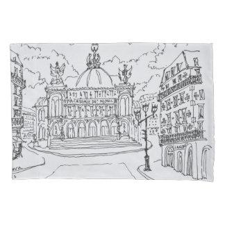 Palais Garnier Opera House | Paris, France Pillowcase