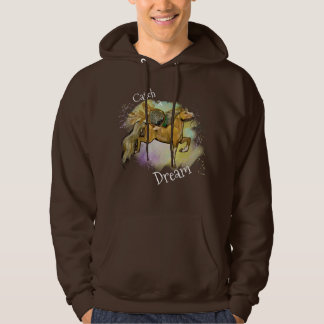 Palamino Horse Dreamcatcher Hoodie