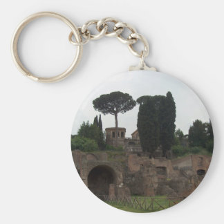 Palatine Hill in Rome, Italy Key Chains
