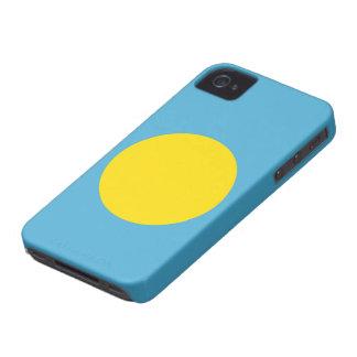 Palau Flag Case-Mate iPhone 4 Cases