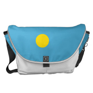 Palau Flag Commuter Bags