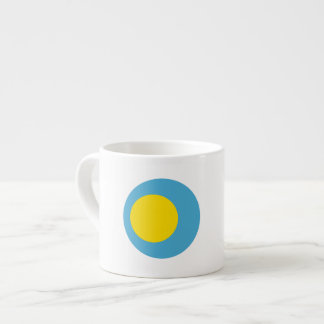 Palau Flag Espresso Cup