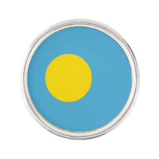 Palau Flag Lapel Pin