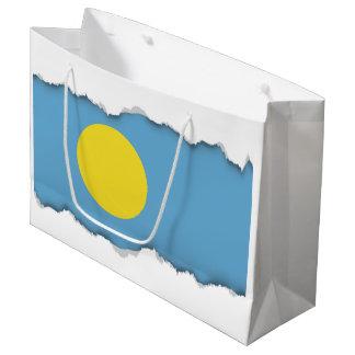 Palau Flag Large Gift Bag