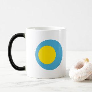 Palau Flag Magic Mug