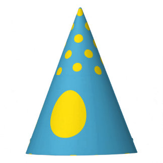Palau Flag Party Hat