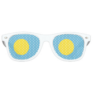 Palau Flag Retro Sunglasses