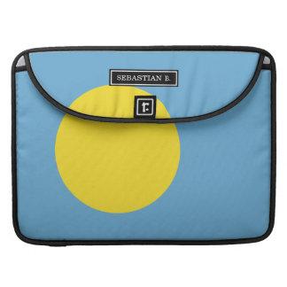 Palau Flag Sleeve For MacBooks