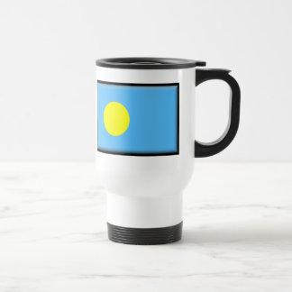 Palau Flag Travel Mug