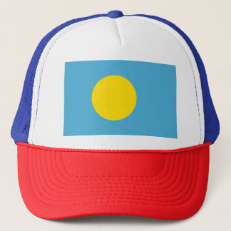 Palau Flag Trucker Hat