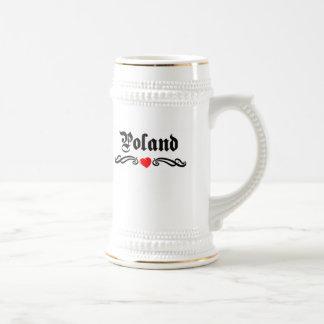 Palau Tattoo Style Coffee Mug