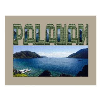 Palawan, Philippines Postcard