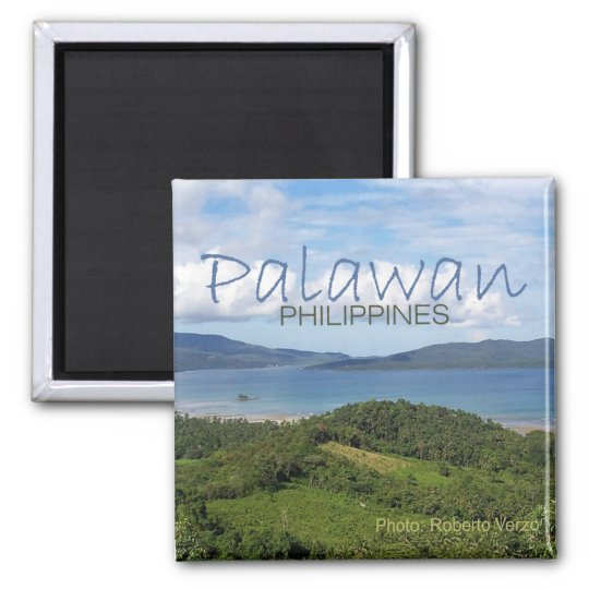 Palawan Philippines Travel Souvenir Magnet
