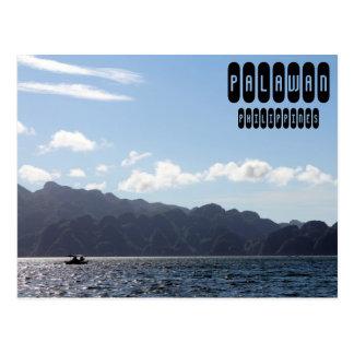 Palawan Trip Postcard