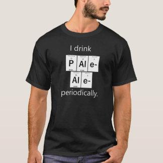 Pale Ale Elemental Chemistry T-Shirt