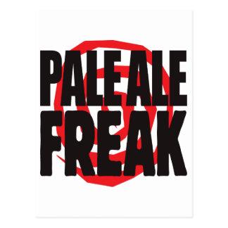 Pale Ale Freak Postcards