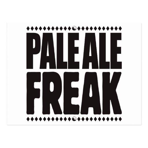 Pale Ale Freak Post Cards