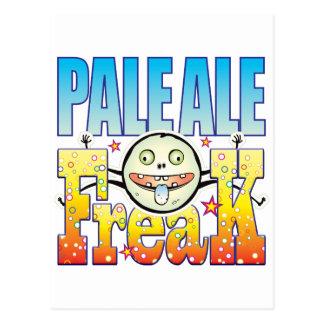 Pale Ale Freaky Freak Postcard