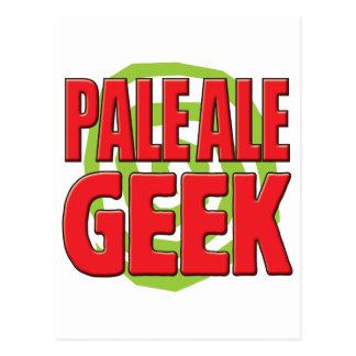 Pale Ale Geek Post Card
