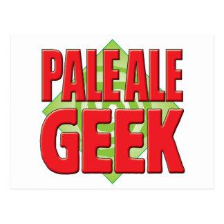 Pale Ale Geek v2 Postcards