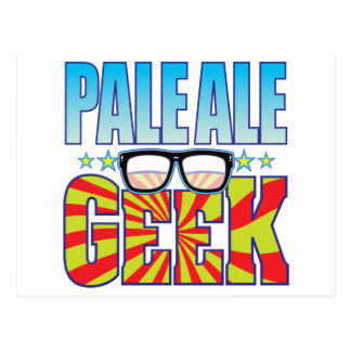 Pale Ale Geek v4 Post Card